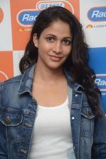 Lavanya Tripathi during the promotion of Telugu movie Srirastu Subhamastu at Radio City on 2nd August 2016  (57)_57a09d5b37a27.JPG