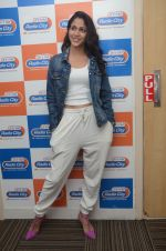 Lavanya Tripathi during the promotion of Telugu movie Srirastu Subhamastu at Radio City on 2nd August 2016  (60)_57a09d5f4b5e1.JPG
