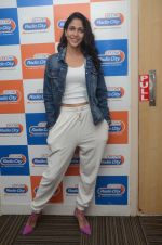 Lavanya Tripathi during the promotion of Telugu movie Srirastu Subhamastu at Radio City on 2nd August 2016  (62)_57a09d621e37e.JPG
