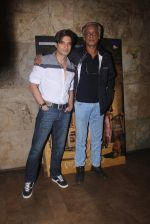 Rahul Bhat, Sudhir Mishra at Chauthi Koot film screening on 1st Aug 2016 (51)_57a0258fe0a0c.JPG