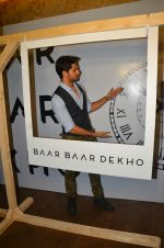 Sidharth Malhotra promotes film Baar Baar Dekho on August 2nd 2016 (1)_57a0b16308df3.jpg