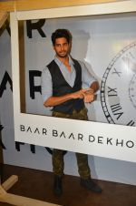 Sidharth Malhotra promotes film Baar Baar Dekho on August 2nd 2016 (4)_57a0b1649d53d.jpg