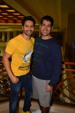 Varun Dhawan promote Dishoom on 1st Aug 2016 (17)_57a016067347a.JPG