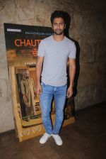 Vicky Kaushal at Chauthi Koot film screening on 1st Aug 2016 (10)_57a0259c27cde.JPG