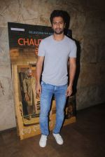 Vicky Kaushal at Chauthi Koot film screening on 1st Aug 2016