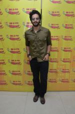Ali Fazal at Radio Mirchi studio to promote their upcoming film Happy Bhag Jayegi on August 2nd 2016 (12)_57a16eb4c4dfa.JPG