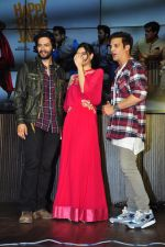 Diana Penty, Ali Fazal, Jimmy Shergill, Mika Singh at Happy Bhag Jayegi launch in Mumbai on 2nd Aug 2016 (26)_57a1721e33ed5.JPG