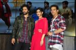 Diana Penty, Ali Fazal, Jimmy Shergill, Mika Singh at Happy Bhag Jayegi launch in Mumbai on 2nd Aug 2016 (27)_57a1714caed4d.JPG