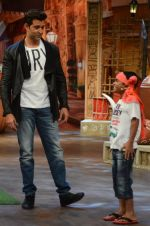 Hrithik Roshan promote Mohenjo Daro on the sets of The Kapil Sharma Show on 2nd Aug 2016 (131)_57a17362d40e8.JPG
