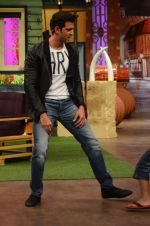 Hrithik Roshan promote Mohenjo Daro on the sets of The Kapil Sharma Show on 2nd Aug 2016 (137)_57a173682bb66.JPG