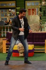 Hrithik Roshan promote Mohenjo Daro on the sets of The Kapil Sharma Show on 2nd Aug 2016 (153)_57a173791036d.JPG
