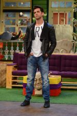Hrithik Roshan promote Mohenjo Daro on the sets of The Kapil Sharma Show on 2nd Aug 2016 (163)_57a1738c8a80a.JPG