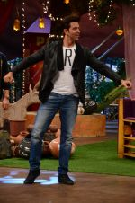 Hrithik Roshan promote Mohenjo Daro on the sets of The Kapil Sharma Show on 2nd Aug 2016 (182)_57a173a3f1289.JPG