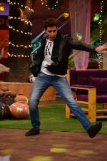 Hrithik Roshan promote Mohenjo Daro on the sets of The Kapil Sharma Show on 2nd Aug 2016 (198)_57a173b65d969.JPG