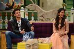 Hrithik Roshan, Pooja Hegde promote Mohenjo Daro on the sets of The Kapil Sharma Show on 2nd Aug 2016 (131)_57a173bc0a661.JPG
