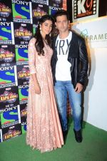 Hrithik Roshan, Pooja Hegde promote Mohenjo Daro on the sets of The Kapil Sharma Show on 2nd Aug 2016 (30)_57a172c519c9a.JPG