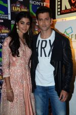 Hrithik Roshan, Pooja Hegde promote Mohenjo Daro on the sets of The Kapil Sharma Show on 2nd Aug 2016 (33)_57a173ba104ef.JPG
