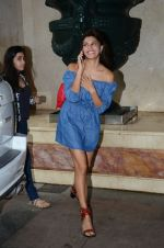Jacqueline Fernandez during the audio launch of Beat Pe Booty song from film A Flying Jatt at the Radio City Studios in Mumbai, India on August 3, 3016 (1)_57a1d53e22f27.jpg