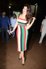 Jacqueline Fernandez during the promotion of film A Flying Jatt on the sets of reality dance show Jhalak Dikhhla Jaa season 9 in Mumbai, India on August 2 2016 (27)_57a18a8fa7f8b.JPG