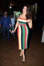 Jacqueline Fernandez during the promotion of film A Flying Jatt on the sets of reality dance show Jhalak Dikhhla Jaa season 9 in Mumbai, India on August 2 2016 (29)_57a18a9199658.JPG