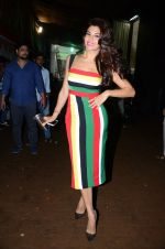 Jacqueline Fernandez during the promotion of film A Flying Jatt on the sets of reality dance show Jhalak Dikhhla Jaa season 9 in Mumbai, India on August 2 2016 (30)_57a18a92e59e5.JPG
