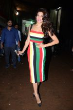Jacqueline Fernandez during the promotion of film A Flying Jatt on the sets of reality dance show Jhalak Dikhhla Jaa season 9 in Mumbai, India on August 2 2016 (31)_57a18a942785b.JPG