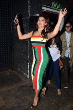 Jacqueline Fernandez during the promotion of film A Flying Jatt on the sets of reality dance show Jhalak Dikhhla Jaa season 9 in Mumbai, India on August 2 2016 (42)_57a18a9d8f5e9.JPG