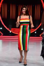 Jacqueline Fernandez during the promotion of film A Flying Jatt on the sets of reality dance show Jhalak Dikhhla Jaa season 9 in Mumbai, India on August 2 2016