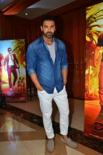 John Abraham at Dishoom Movie Press Meet on 3rd August 2016