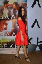 Katrina Kaif promote film Baar Baar Dekho on August 2nd 2016 (9)_57a1710eddda6.JPG