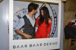 Sidharth Malhotra and Katrina Kaif promote film Baar Baar Dekho on August 2nd 2016 (43)_57a1703c0da91.JPG