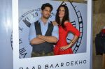 Sidharth Malhotra and Katrina Kaif promote film Baar Baar Dekho on August 2nd 2016 (48)_57a1703e73f1f.JPG