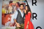 Sidharth Malhotra and Katrina Kaif promote film Baar Baar Dekho on August 2nd 2016 (62)_57a17047a6042.JPG