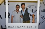 Sidharth Malhotra and Ritesh Sidhwani promote film Baar Baar Dekho on August 2nd 2016 (32)_57a1704a1e4f1.JPG