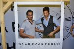 Sidharth Malhotra and Ritesh Sidhwani promote film Baar Baar Dekho on August 2nd 2016 (35)_57a1704b6c131.JPG