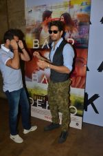 Sidharth Malhotra, Ritesh Sidhwani promote film Baar Baar Dekho on August 2nd 2016 (75)_57a17061d46a4.JPG