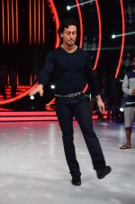 Tiger Shroff during the promotion of film A Flying Jatt on the sets of reality dance show Jhalak Dikhhla Jaa season 9 in Mumbai, India on August 2 2016 (38)_57a18bd0e25f9.JPG