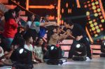 Tiger Shroff during the promotion of film A Flying Jatt on the sets of reality dance show Jhalak Dikhhla Jaa season 9 in Mumbai, India on August 2 2016 (89)_57a18bd32bad8.JPG