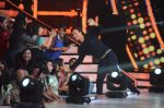 Tiger Shroff during the promotion of film A Flying Jatt on the sets of reality dance show Jhalak Dikhhla Jaa season 9 in Mumbai, India on August 2 2016 (90)_57a18bd411753.JPG