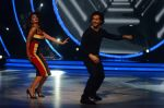 Tiger Shroff, Jacqueline during the promotion of film A Flying Jatt on the sets of reality dance show Jhalak Dikhhla Jaa season 9 in Mumbai, India on August 2 2016 (56)_57a18beaec1d7.JPG