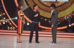Tiger Shroff, Jacqueline during the promotion of film A Flying Jatt on the sets of reality dance show Jhalak Dikhhla Jaa season 9 in Mumbai, India on August 2 2016 (63)_57a18ab2dac21.JPG
