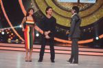 Tiger Shroff, Jacqueline during the promotion of film A Flying Jatt on the sets of reality dance show Jhalak Dikhhla Jaa season 9 in Mumbai, India on August 2 2016 (64)_57a18bed8e82f.JPG