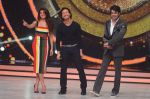 Tiger Shroff, Jacqueline during the promotion of film A Flying Jatt on the sets of reality dance show Jhalak Dikhhla Jaa season 9 in Mumbai, India on August 2 2016 (66)_57a18bef01c6a.JPG