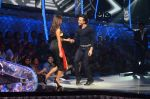 Tiger Shroff, Jacqueline during the promotion of film A Flying Jatt on the sets of reality dance show Jhalak Dikhhla Jaa season 9 in Mumbai, India on August 2 2016 (70)_57a18ab4c469d.JPG