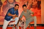 Varun Dhawan, John Abraham at Dishoom Movie Press Meet on 3rd August 2016 (5)_57a1e7b58eaa4.jpg