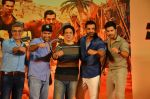 Varun Dhawan, John Abraham, Sajid Nadiadwala, Rohit Dhawan at Dishoom Movie Press Meet on 3rd August 2016 (7)_57a1e7d9de1a5.jpg