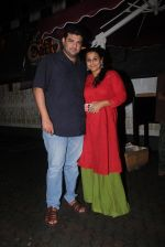 Vidya Balan celebrates Siddharth Roy_s bday with a dinner date on 2nd Aug 2016 (5)_57a167c46966a.JPG