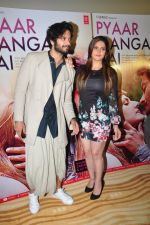 Ali Fazal, Zarine Khan at PYAAR MANGA HAI Video Song Launch on 3rd August 2016