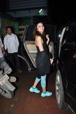 Alia Bhatt with Dream Team cast snapped post rehearsals on 3rd Aug 2016 (10)_57a2c2927b1c8.JPG