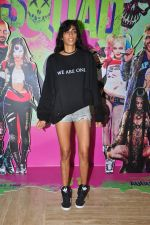 Anushka Manchanda at Suicide Squad premeire on 3rd Aug 2016